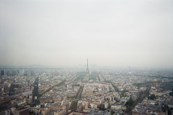 #NYU #London | From the Tour Montparnasse, Paris, France