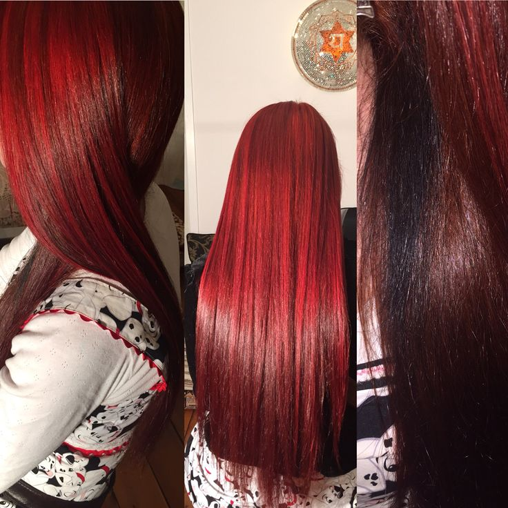 Long red hair love!  #longredhair #redheads