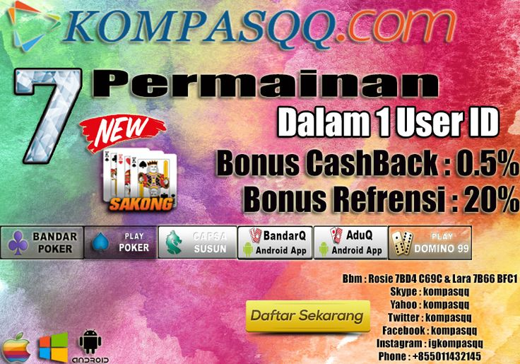 Kompasqq Situs Poker Online Indonesia Terpercaya