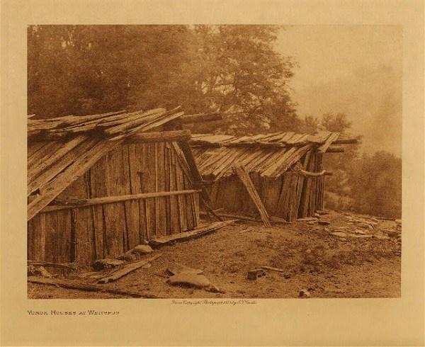 Yurok Houses
