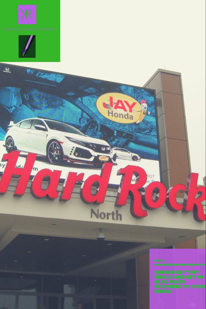 Hard Rock Rocksino In Northfield Park Ohio Check Out My Post On