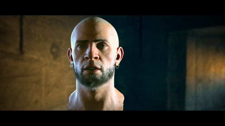 Animation Test. Small animation test of realistic human. Keyframe animation in Softimage, not mocap. All work done by me (modeling, texturin...