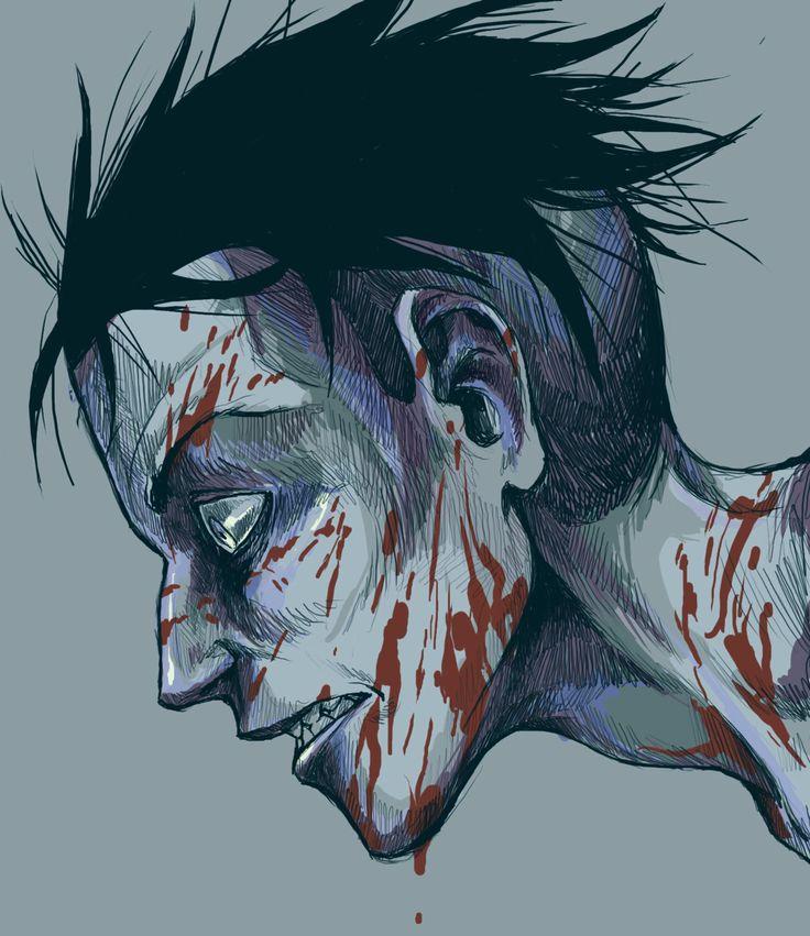 Johnny the Homicidal Maniac fan art
