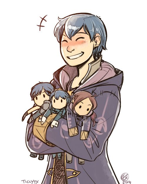 Morgan's Precious Family