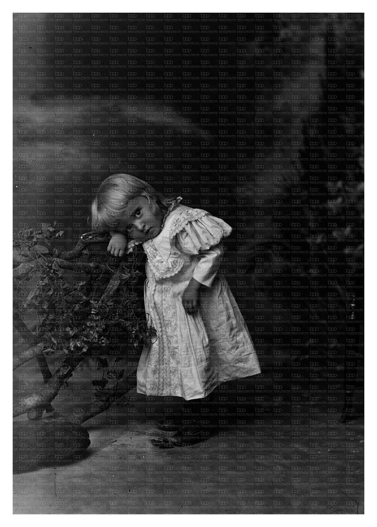 León de Greiff a la edad de un año. 1897