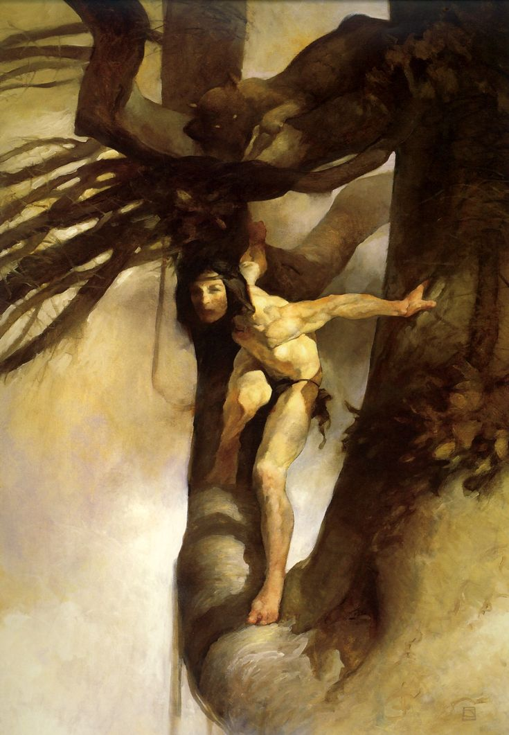 "Young Tarzan ~ Miks' Pics ""Tarzan of the Apes"" board @  http://www.pinterest.com/msmgish/tarzan-of-the-apes/"