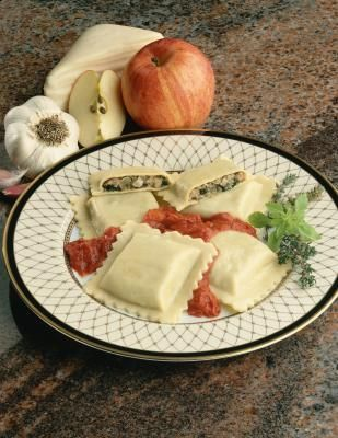 Easy directions for cooking ravioli
