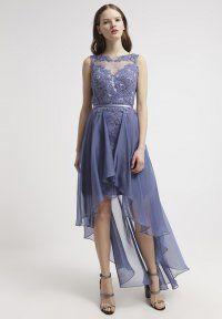 Luxuar Fashion - Abito da sera - graublau