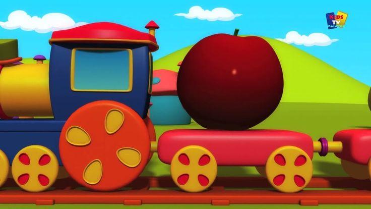 Bob kereta api | Bob Buah Kereta Api | Lagu buah untuk kanak-kanak | Lea...Bob kereta api | Bob Buah Kereta Api | Lagu buah untuk kanak-kanak | Learn Fruits | Bob Fruit Train #bobfruittrain #pendidikan#prasekolah#anakanak#pengangkutan #kidsvideos#tadika#keibubapaan#mainan#puisi#compilation #kidsrhymes #KidstvMalaysia