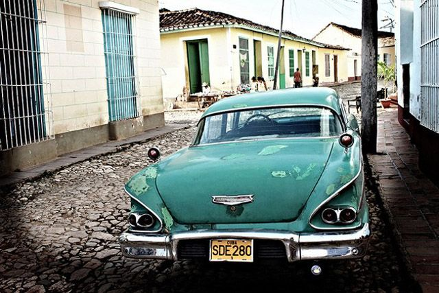 Cuba's President, Raul Castro, is starting to allow more trade with the US, and many are speculating that it won't be too long before American cars (imports of which have been banned since the 1959 revolution) may start coming ashore, to replace the ancient but revered old Detroit iron that still does its job.