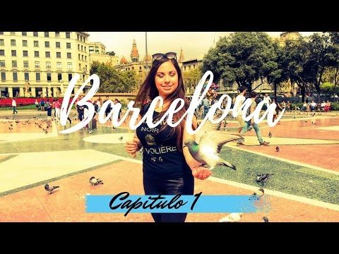 Walking through Barcelona - Episode 1 - YouTube