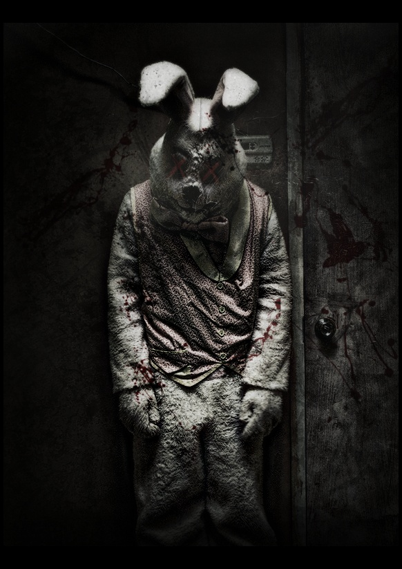 The Bunny #creepy