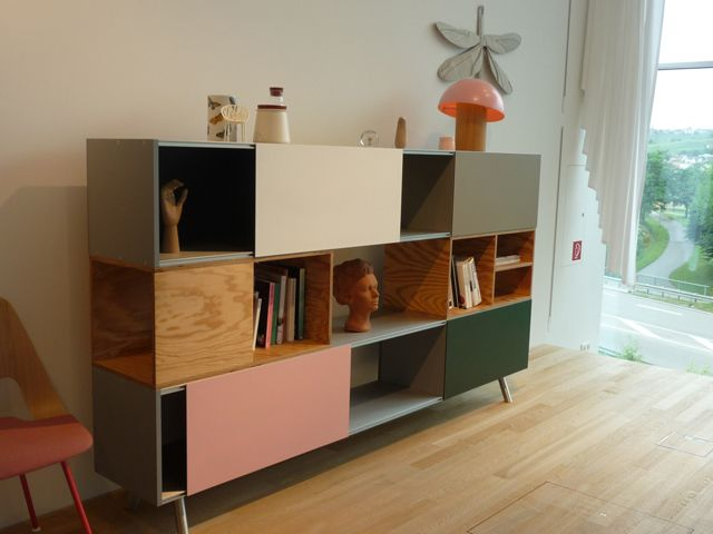 Vitra, beautiful colours