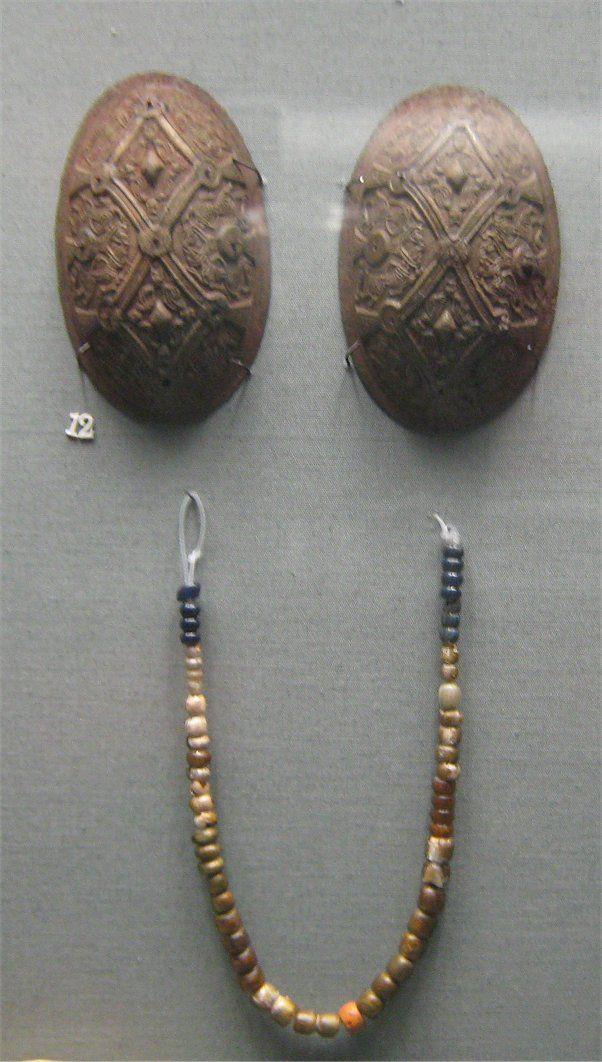 Glass Beads, Viking Age, Hiberno-Norse, 900-1100 A.D., Dublin, Ireland.
