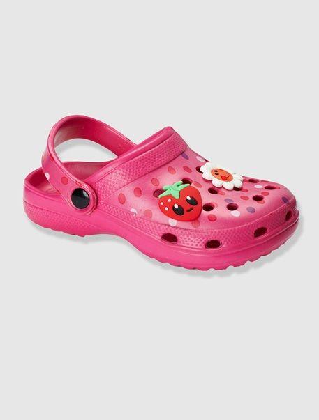 Girl's Printed Beach Shoes