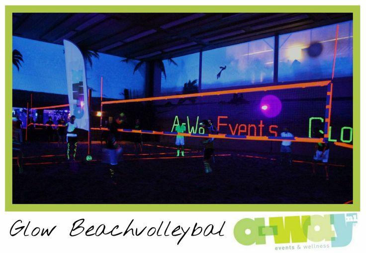 Glow Beachvolleybal