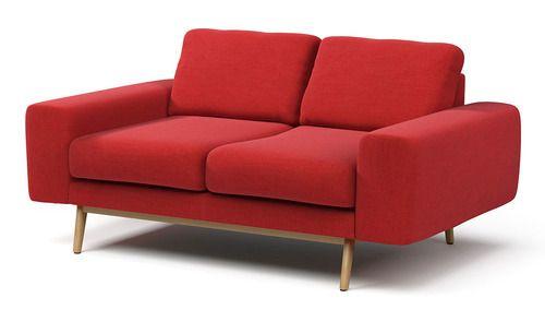 'URBN Anders Loveseat Sofa by MODLOFT. @2Modern'