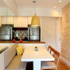 Comedores de estilo moderno de Une Casa - Arquitetura e Design