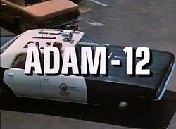 Adam-12 was a realistic style police drama following the lives of two officers of the Los Angeles Police Department, veteran Police Officer III (P-3) Pete Malloy and his rookie partner, probationary Police Officer I (P-1) Jim Reed. Each episode of the series covered a variety of incidents that the officers encountered during a shift, from the tragic to the trivial.[4