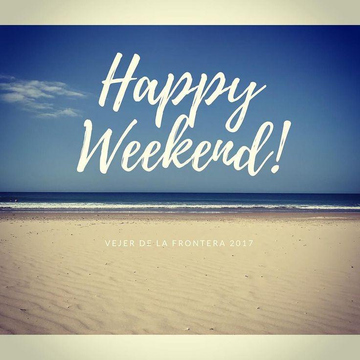 Happy weekend to all! #Spain #beach #weekendgetaway #love #relax