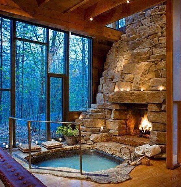 14 best Cabin Hot Tubs images on Pinterest | Hot tubs ...