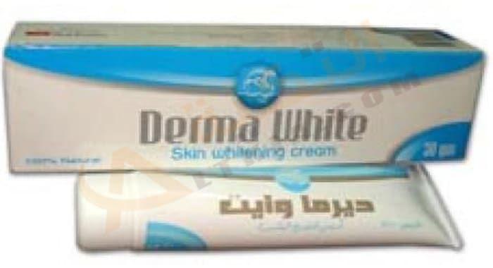ي ستخدم كريم ديرما وايت Derma White في تفتيح البشرة ويتكون هذا الكريم من عدة مواد منها حمض اليوريك حمض بالميتيك غليسيريل تراي بنات Toothpaste Personal Care