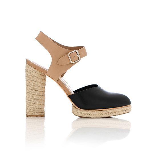 Great transitional shoe.  with pants, skirts, dresses...yep.: Jane Espadrilles, Fashion Shoes, Summer Shoes, Espadril Pumps, Neel Espadrille, Shoes Collection, Espadrilles Pumps, Mary Jane, Loeffler Randal