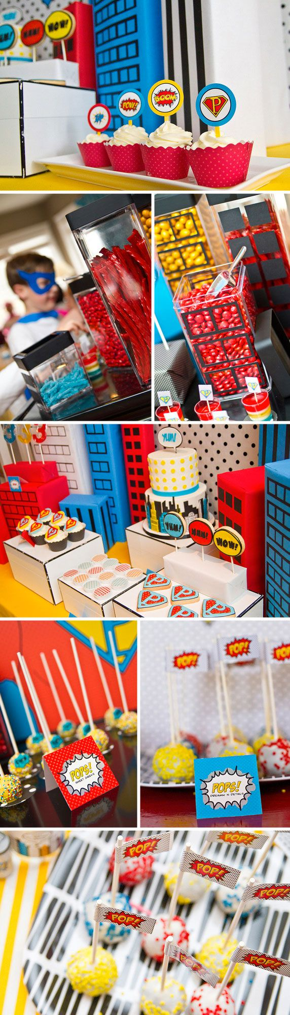 Best 25+ Super hero food ideas on Pinterest | Superhero party food ...