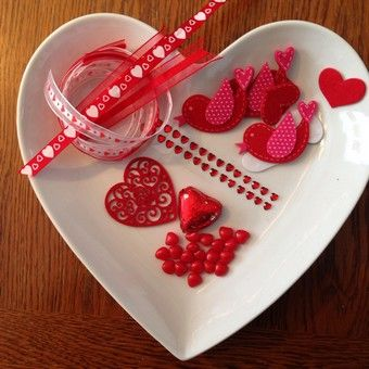 The 25 best ideas about bricolage de st valentin on pinterest diy de saint valentin cadeau - Bricolage st valentin ...
