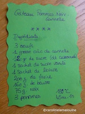 carolinelamalouine: CUISINE