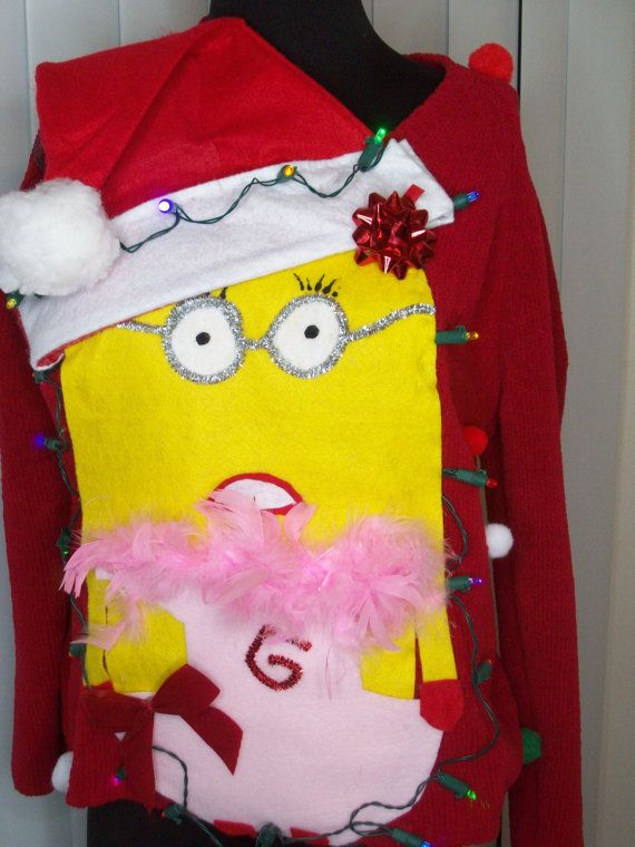 113 best ugly christmas sweaters images on Pinterest | Ugly ...