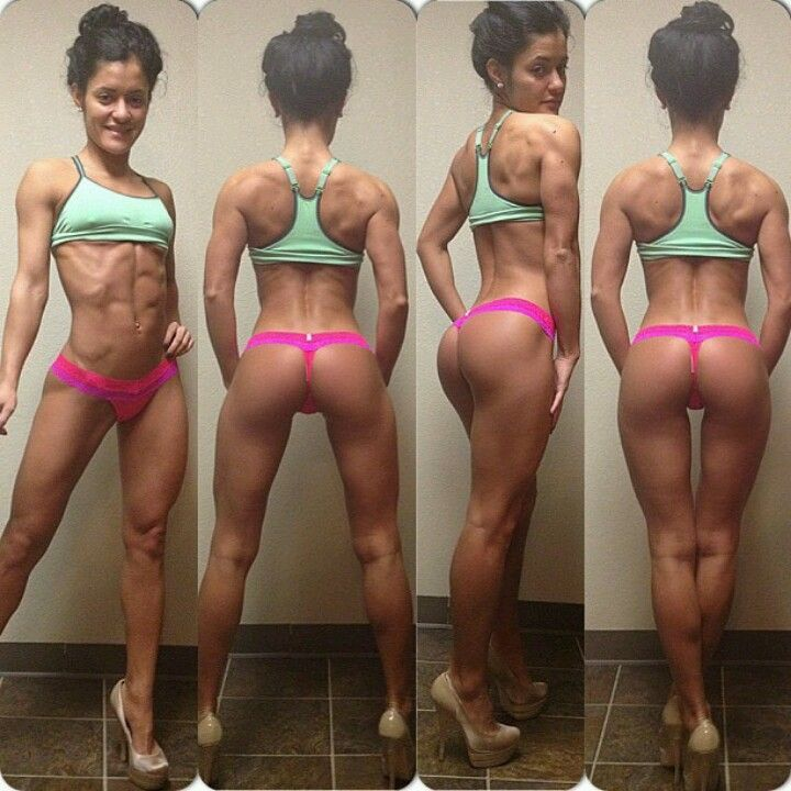 RIPPED SLIM BODY of IFBB Pro Bikini Competitor & Olympian Athlete, #Fitness model Jessica Arevalo : if you LOVE Health, Inspirational Physiques & Fitspo - you'll LOVE the #Motivational designs at CageCult Fashion: http://cagecult.com/mma