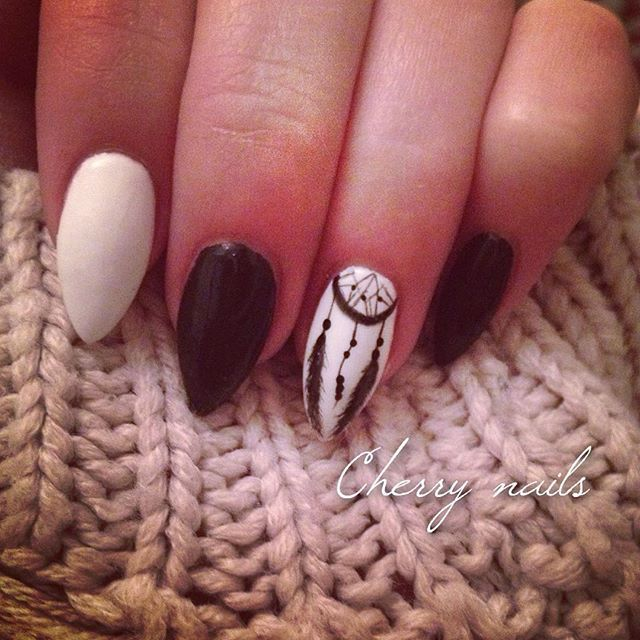 #dreamcatchernails