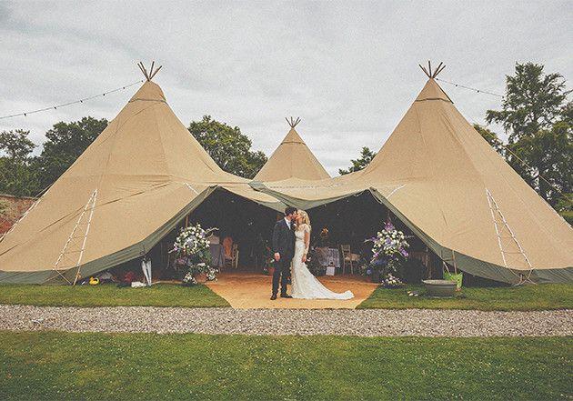English Tipi Wedding | Howell Jones Photography | Bridal Musings Wedding Blog 39