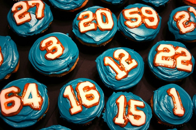 I need to make myself some of these when I throw a Playoffs party(: