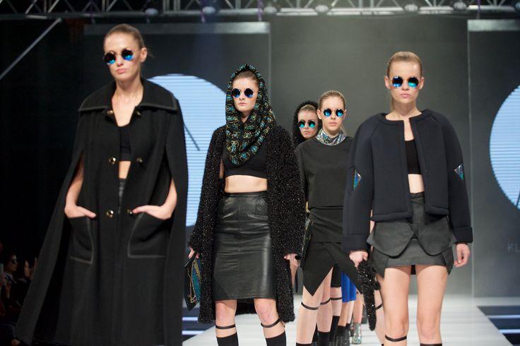 KLAUDIA MARKIEWICZ, Studio 11. FashionPhilosophy Fashion Week Poland, fot. Łukasz Szeląg #klaudiamarkiewicz #fashionweek #fashionweekpoland #fashionphilosophy #studio #lodz