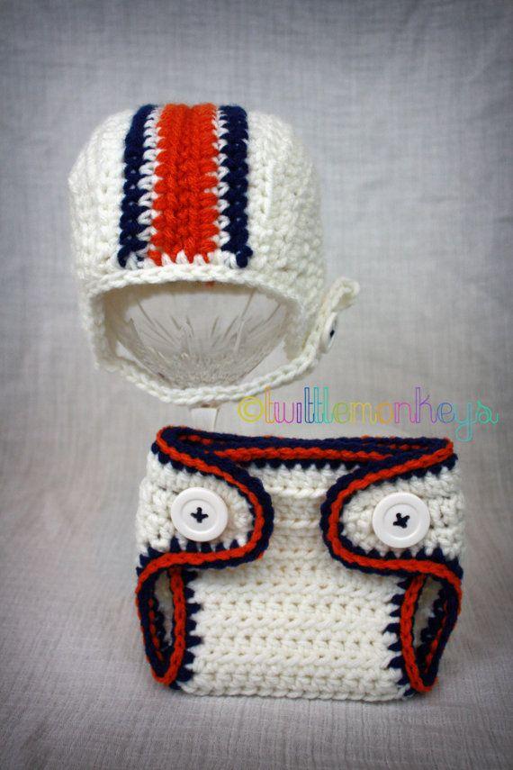 Crochet Patterns Alabama Football : ... Auburn on Pinterest Football, I love this yarn and Corner to corner