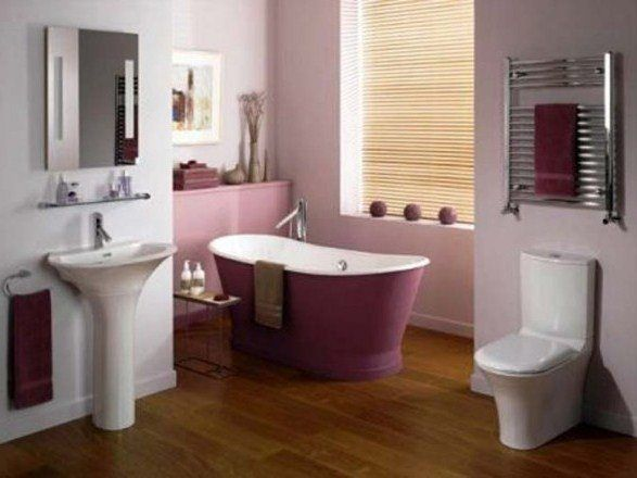 Make Photo Gallery Small Bathroom Paint Ideas for A Larger Effect Look