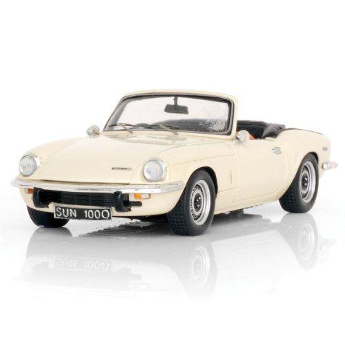 1/43 Triumph Spitfire MK4 1971 Right Hand Drive White スパーク http://www.amazon.co.jp/dp/B00E1C6IX6/ref=cm_sw_r_pi_dp_.0dQtb1DK7P9BPAJ
