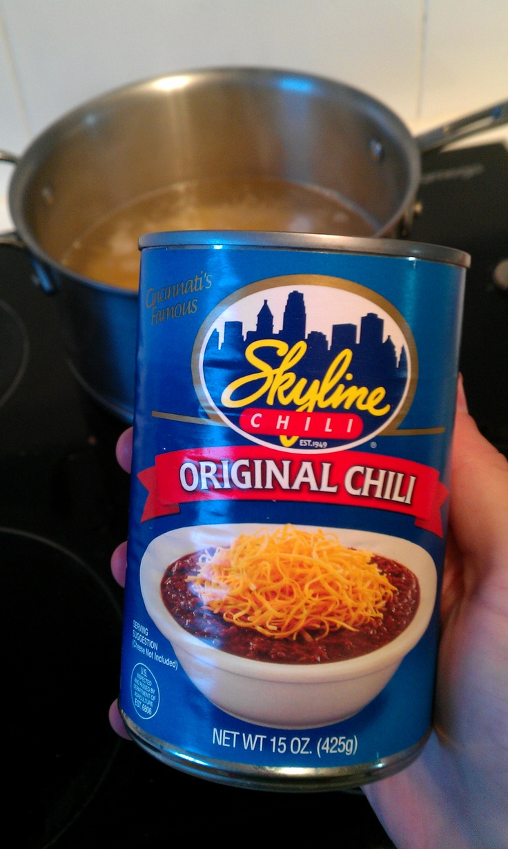 Skyline Chili Copycat. Less grease, same kick. YUM! For those who don't live in Ohio, but LOVE Skyline Chili.