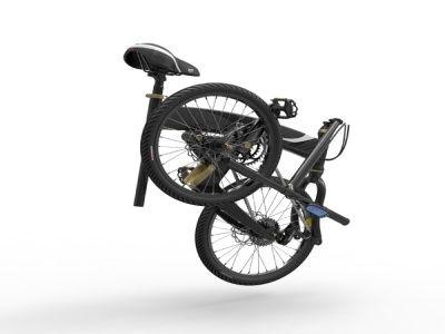 Neo-Volt, le vélo électrique pliable