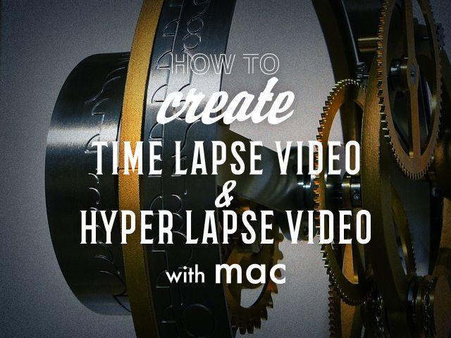 今日は私がmacでタイムラプス・ハイパーラプス動画を作る際に使用しているソフトや使用方法を書いて行きたいと思います。 すごく簡単に出来るので是非お試しください。  タイムラプス・ハイパーラプスとは タイムラプス(time lapse) タイムラプスとは、微速度撮影・インターバル動画撮影とも呼ばれていますが、一眼レフやミラーレス一眼等ので撮影した写真を、パラパラマンガのように早回しした状態を動画にすることをタイムラプス動画といいます。 最近ではiOS8搭載のiPhoneでもタイムラプス動画が撮影出来るようになったこともあり、よく耳にすると思います。 iPhoneで撮影するのも良いですが、一眼レフやミラーレス一眼等の機材を利用すれば、よりきれいに写るレンズで高画質のタイムラプス動画を撮る事が出来ます。さらにRAW画像で撮影すればLightroom等でよりきれいにRAW現像した写真でタイムラプス動画を作る事が出来ます。  ハイパーラプス(hyper lapse)…