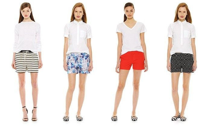 Not too-short shorts | Stylish, wallet-frendly shorts for summer :)
