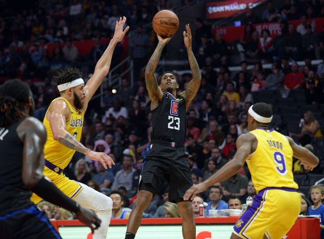 Los Angeles Clippers Vs Los Angeles Lakers 10 22 19 Nba Pick Odds And Prediction Los Angeles Lakers Los Angeles Clippers Lou Williams