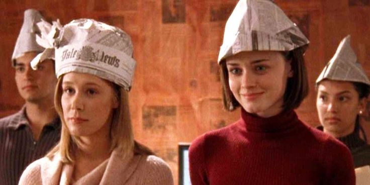 A Real-Life Yale Daily News Editor on What Gilmore Girls Gets Right About Rory and Paris from Cosmopolitan #gilmore girls #rory #paris #article #yale daily news #ydn