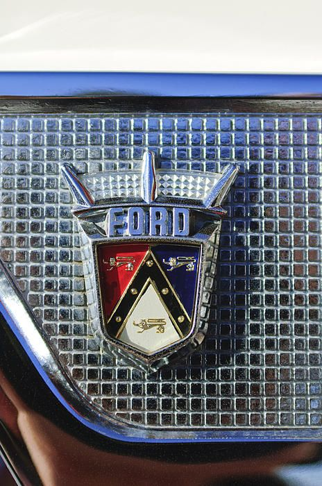 Ford prints, Ford photographs, Ford images, Ford photos, Ford pictures | Hood ornament 'nd Car badges | Pinterest | Ford, Cars and Wheels
