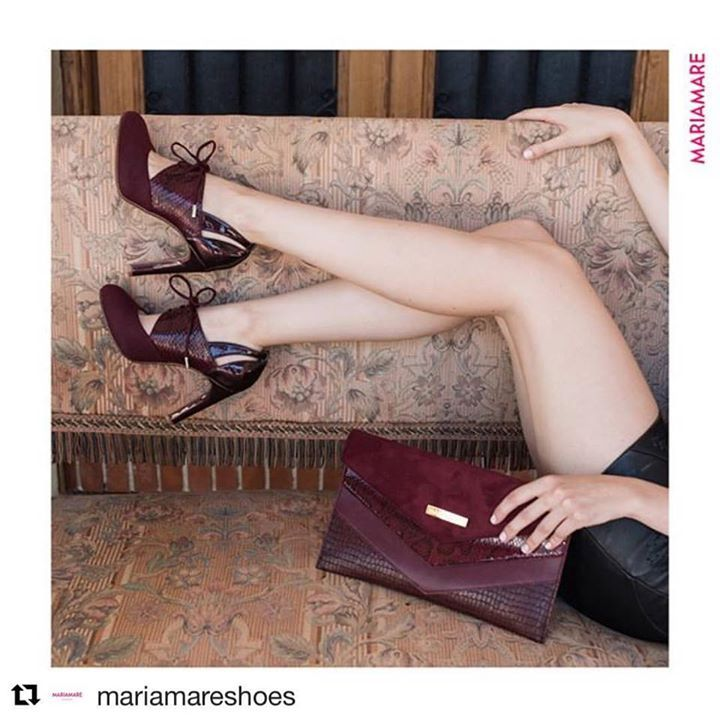 Amazing shoes and bag from Maria Mare @nina_damas shop online www.ninadamas.gr