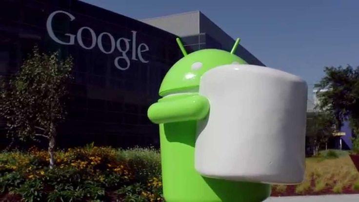 Meet Android 6.0 Marshmallow!