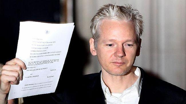 BREAKING: WikiLeaks founder Julian Assange says his next leak will virtually…