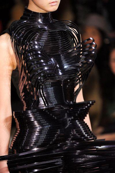 Iris Van Herpen at Couture Spring 2012